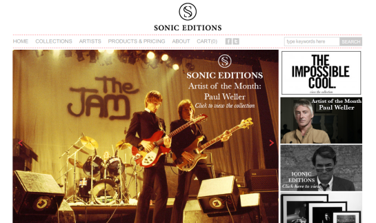 Sonic Editions